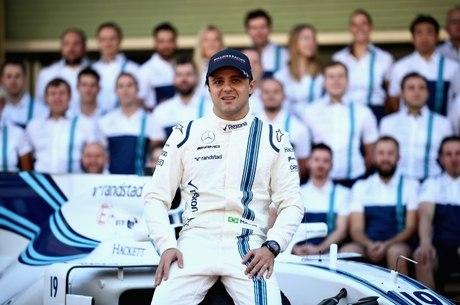 Felipe Massa disputou 15 temporadas da F-1