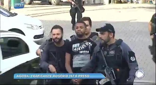 Rogério 157 é um dos criminosos mais procurados do Estado do Rio