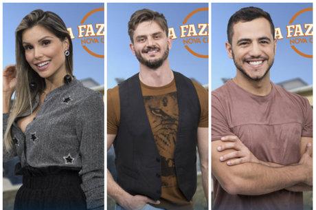 Flávia, Marcos e Mateus são os finalistas