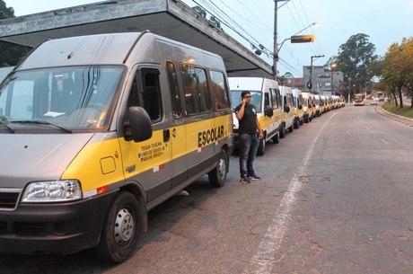 Protesto: motoristas devem seguir para a Prefeitura