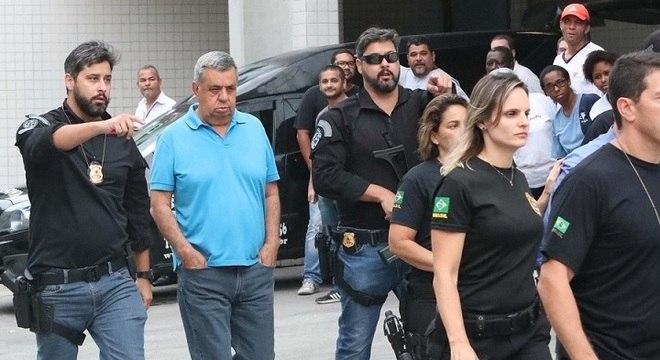 Ex-líder da Alerj cumpre pena no presídio de Benfica, zona norte do Rio