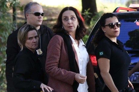 Andréa foi presa em maio, por determinação do STF