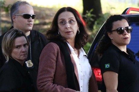 Andrea Neves foi presa em maio de 2017