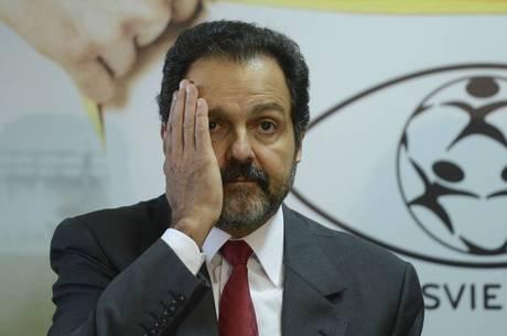 Agnelo Queiroz (PT) é ex-governador do Distrito Federal