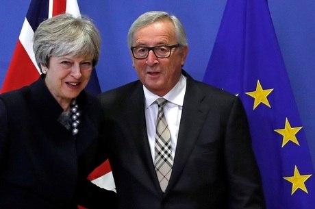 May e presidente da comissão europeia, Jean-Claude Juncker