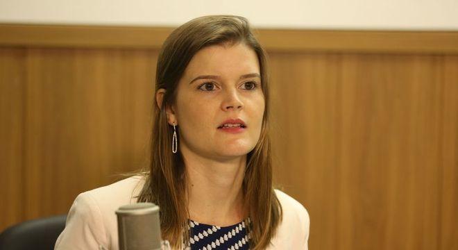 Secretária especial do Programa de Parcerias de Investimentos, Martha Seillier