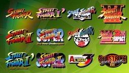 Street Fighter ganha coletânea com 12 jogos para comemorar 30 anos ()