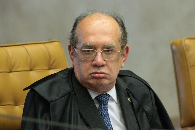 Gilmar Mendes é hostilizado durante passeio em Lisboa; veja vídeo