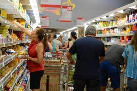Alimentos têm impactado inflação dos mais pobres