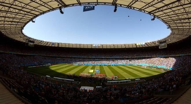 Mineirão já sediou cinco finais da Copa Libertadores