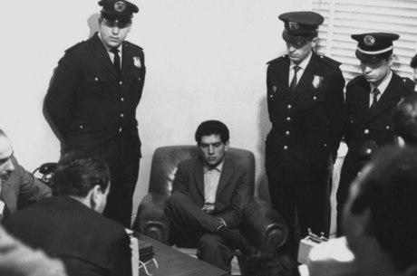 Chico Picadinho em depoimento após a primeira prisão