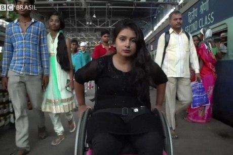 Jovem luta por transporte mais seguro e acessível