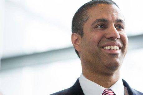 Ajit Pai, presidente da Comissão Federal de Comunicações dos Estados Unidos, é um crítico da neutralidade da rede