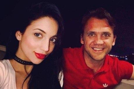Ana e o pai, Dejan Petkovi, eterno craque do Flamengo