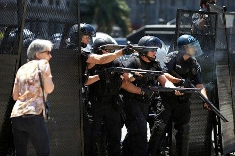 Protestos na Argentina lembraram outros tempos de dificuldades