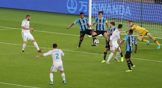 Capitão do Grêmio, Geromel foi um gigante na final contra o Real Madrid