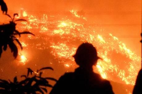 Incêndios deram US$ 7 bilhões de prejuízos