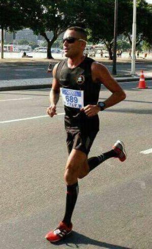 Policial era maratonista do Bope