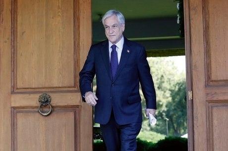 Sebastian Piñera venceu o candidato apoiado por Bachellet