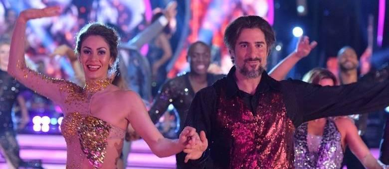 Marcos Mion dançou com Bárbara e foi o grande vencedor do Dancing Brasil Especial