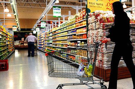 Supermercado ficou mais caro em novembro