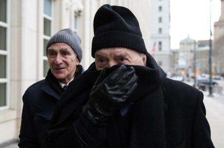 Marin aguarda veredito no presídio do Brooklyn