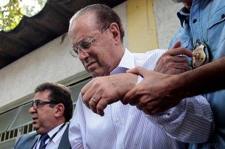 Paulo Maluf foi internado no Sírio Libanês