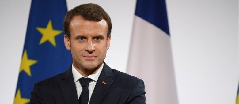 Em 8 meses de cargo, Macron despontou como líder confiável