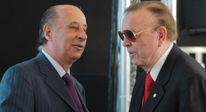 Del Nero é acusado pela defesa de Marin de ser o grande articulador do esquema