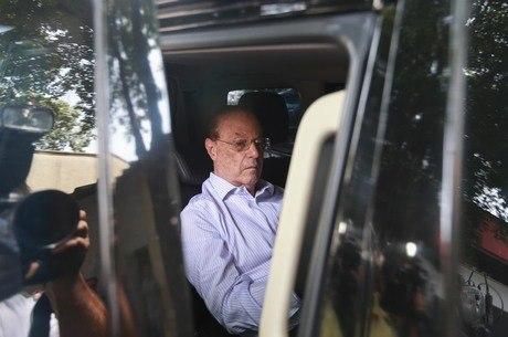 Paulo Maluf está preso na Papuda