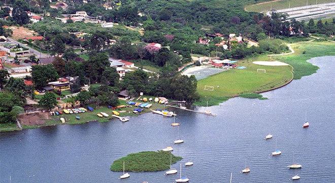 Maior parte está nos mananciais das represas Guarapiranga e Billings