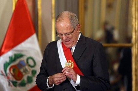 Pedro Pablo Kuczynski nomeia novo ministro do Interior