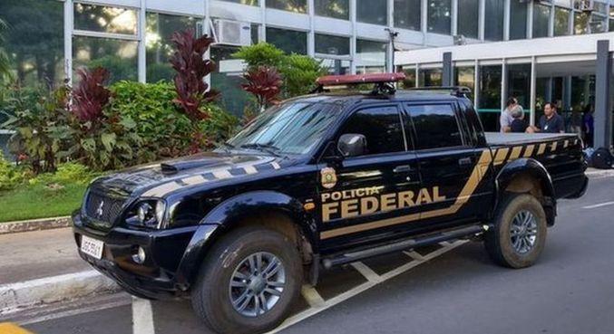 PF cumpre mandados contra suspeito de tráfico de drogas