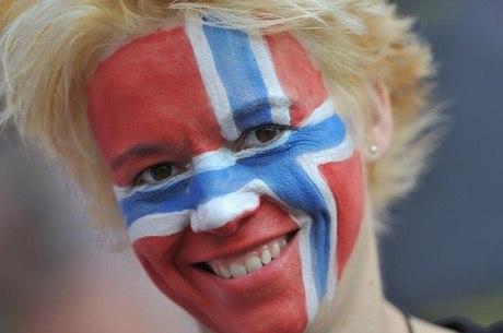 Noruega é considerada o país mais feliz do mundo