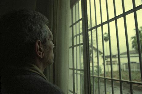 O assassino Chico Picadinho em foto de 1993, em Sp