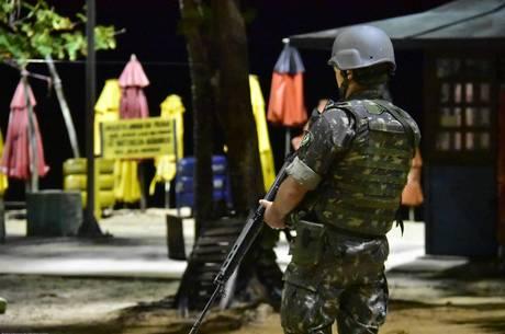 Exército patrulha a Grande Natal e Mossoró