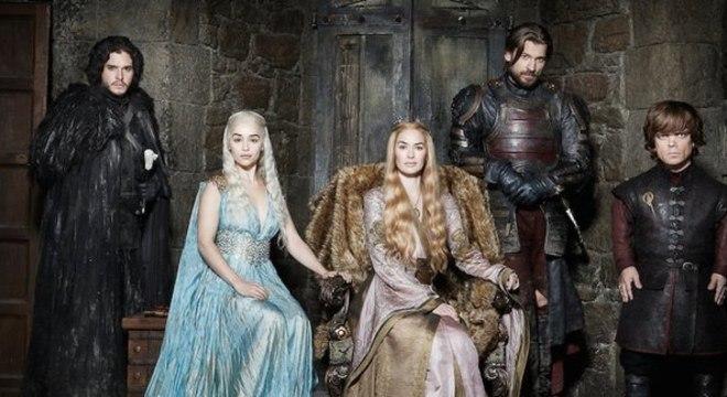 Último episódio da 7ª temporada chegou a ser compartilhado 400 mil vezes