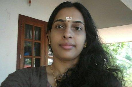 Rakhila Pradeep diz que a distância de sua aldeia rural dos centros de pesquisa a impediu por anos de fazer o que mais gosta: estudar