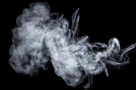 Fumo de tabaco no ânus? Não, obrigado
