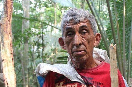 Francisco Firmino da Silva é um morador muito respeitado na comunidade