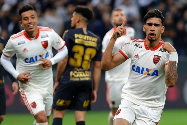 2018 - Após um bom início de campeonato, o Flamengo caiu de produção e ocupava a terceira colocação, com 52 pontos, a quatro do líder. Naquela temporada, o clube acabou como vice-líder, com 72 pontos.