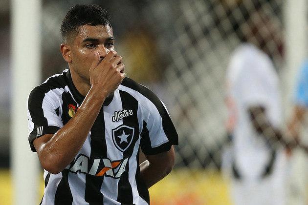 2018 - Brenner - Botafogo 2 x 2 Portuguesa - 1ª rodada do Campeonato Carioca