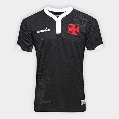 2018 - Em comemoração aos 120 anos de história do Gigante da Colina, o clube carioca lançou a nova Camisa do Vasco.