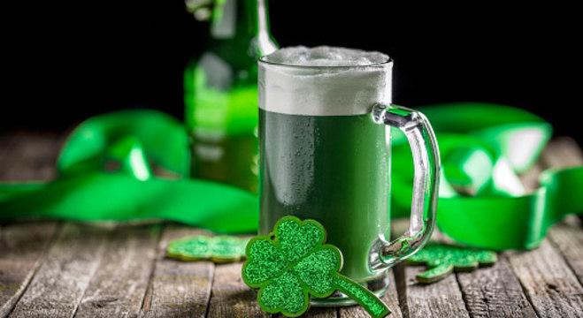 O Saint Patrick`s Day é comemorado no dia 17 de março