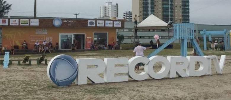 Visite a Casa de Verão da RECORDTV RS em Tramandaí