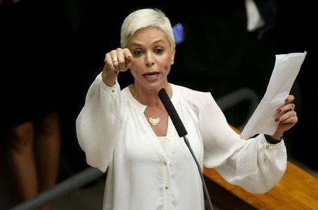 Cristiane Brasil seria candidata à Prefeitura do Rio