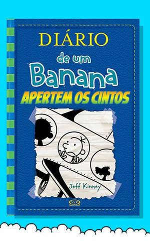 Diário de um Banana - Apertem os Cintos custa R$ 38,90