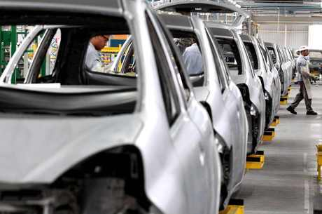 ab1f1a717574 Produção de veículos cresce 0,5% em abril, mostra Anfavea - Notícias ...
