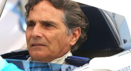 Nelson Piquet foi liberado para se recuperar em casa