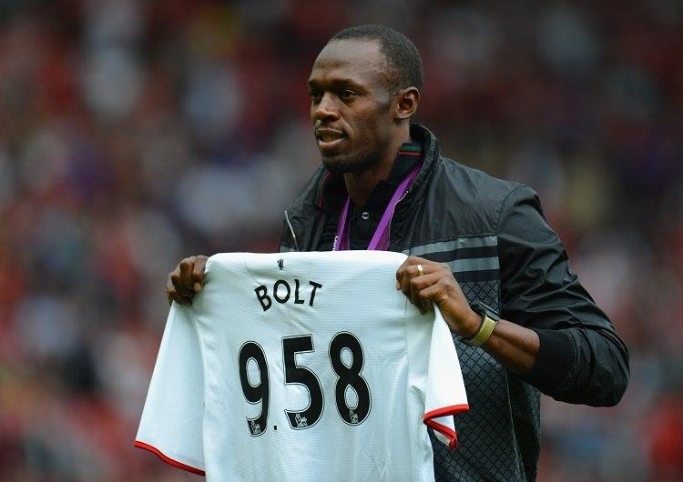 Bolt vai fazer testes no Dortmund